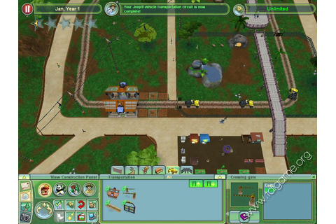 Zoo Tycoon 2: Endangered Species on Qwant Games