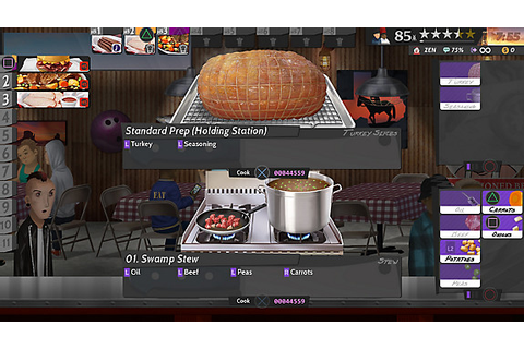 Cook, Serve, Delicious! 2!! Game | PS4 - PlayStation