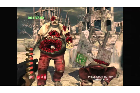 CGRundertow HOUSE OF THE DEAD 3 for PlayStation 3 Video ...
