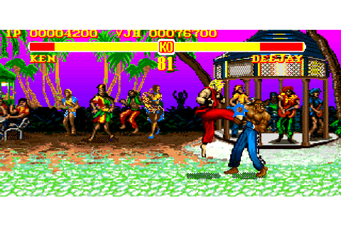 Super Street Fighter II: The New Challengers : The Company ...