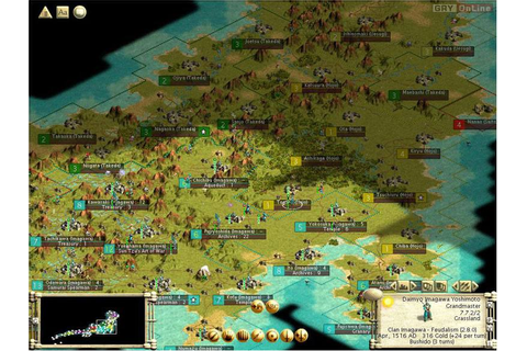Sid Meier's Civilization III: Conquests - screenshots ...