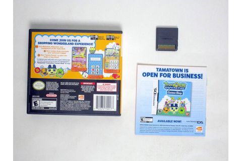 Tamagotchi Connection Corner Shop 2 game for Nintendo DS ...