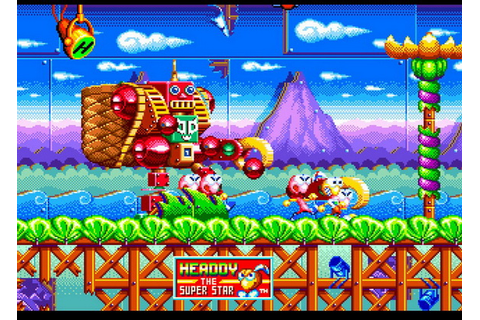 Dynamite Headdy (USA, Europe) ROM