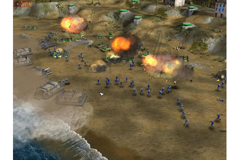 Command & Conquer Generals Free Download PC Game Full Version