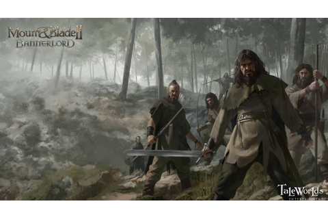 Wallpaper Mount & Blade II: Bannerlord, open world, best ...