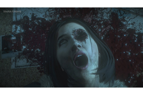 Until Dawn Emily Death/ Mike Kills Emily - YouTube