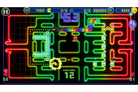 'Pac-Man Championship Edition DX' Adapted as Free-to-Play ...