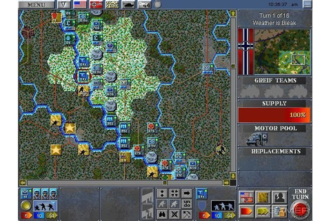 Decisive Battles of WWII: Ardennes Offensive (1997 video game)