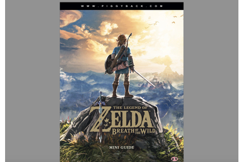 Legend of Zelda Breath of the Wild Strategy Guide Pdf Free ...