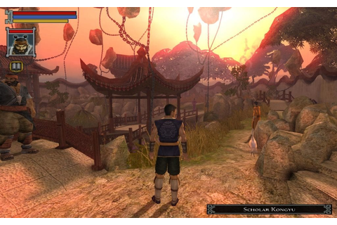 Jade Empire – Underappreciated Flawed Game – The Fandomentals