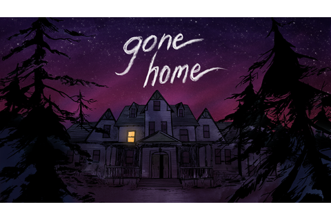 Gone Home - Wikipedia