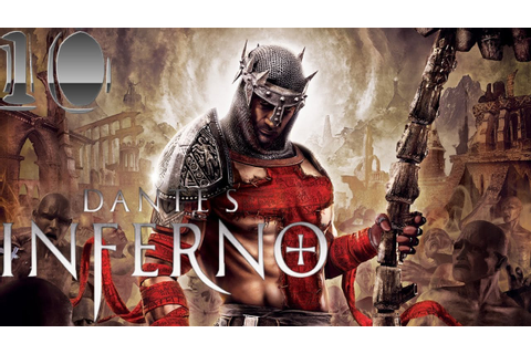 Dante's Inferno - Part 10 - Greed 1/3 - YouTube