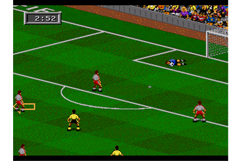 Download FIFA Soccer 95 (Genesis) - My Abandonware