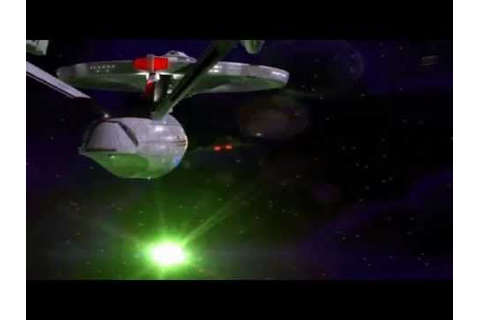 Star Trek: Starfleet Academy - Game Trailer (1997 ...