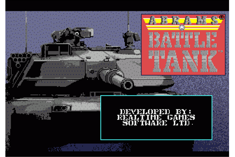 Download Abrams Battle Tank - My Abandonware