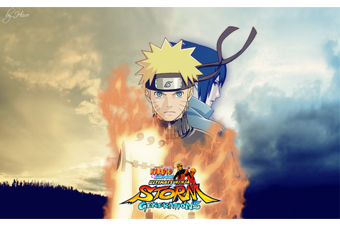 Play Games Here: NARUTO SHIPPUDEN ULTIMATE NINJA STORM ...