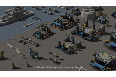 Planetary Annihilation - Download Free Full Games ...
