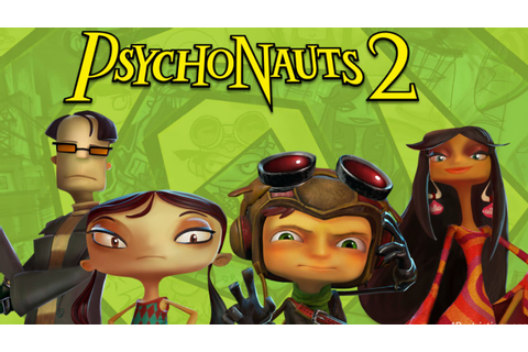 Psychonauts 2 is TOTALLY gonna ha- happening! - Games ...