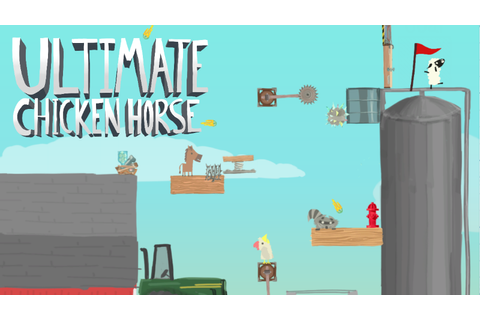 Ultimate Chicken Horse Preview | Invision Game Community