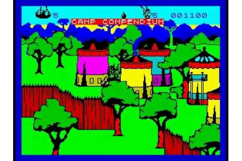 Asterix and the Magic Cauldron Walkthrough, ZX Spectrum ...