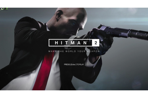 Hitman 2 Download PC Game for Free