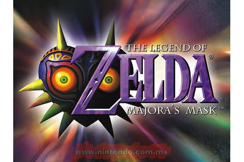 A look to the past, Legend of Zelda: Majora's Mask | Some ...