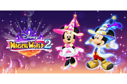 Disney Magical World 2 | Nintendo 3DS | Jeux | Nintendo