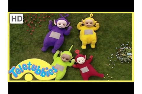 Teletubbies: Guessing Game - Full Episode - YouTube
