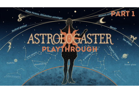 Astrologaster - Playthrough Part 1 (story-driven comedy ...