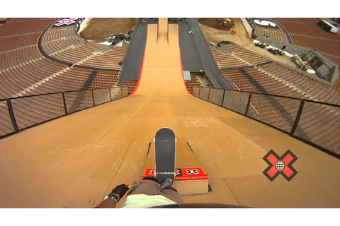 GoPro HD: Skateboard Big Air with Andy Mac - X Games 16 ...