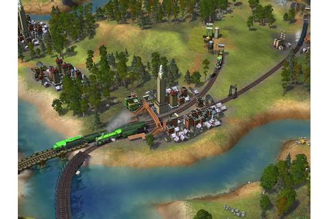 Sid Meier's Railroads Full PC Game Download Free ~ Full ...