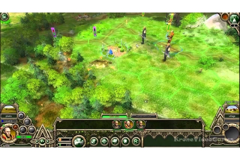 Elven Legacy Gameplay PC HD - YouTube