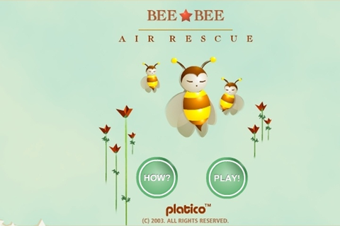 Bee Air Rescue Game - Animal games - Games Loon