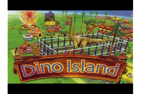 Dino island Gameplay Series #1 - YouTube