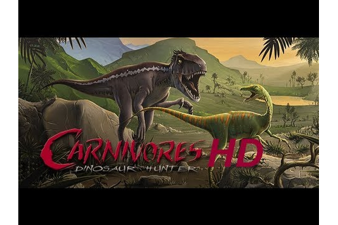 Carnivores: Dinosaur Hunter (HD) on PS3 in HD 720p - YouTube