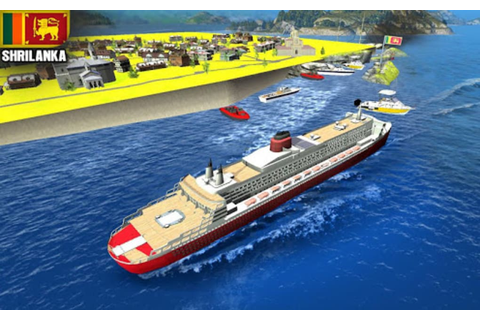 Ship Simulator Games 2019 : Ship Driving Games APK for ...