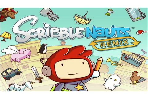 Scribblenauts Remix iPhone/iPad Gameplay (Universal App ...