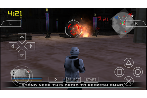 Star Wars Battle Front II PSP CSO Free Download - Free PSP ...