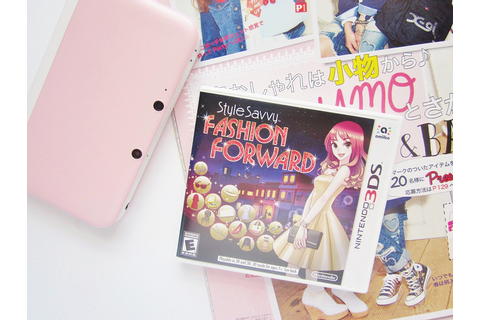MooeyAndFriends: Style Savvy: Fashion Forward ♥ Game Review