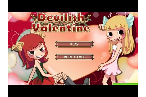 Devilish Valentine game - YouTube