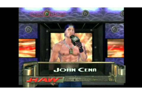 WWE RAW 2 XBOX REVIEW - YouTube