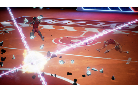 New Games: DISC JAM (PC, PS4) | The Entertainment Factor