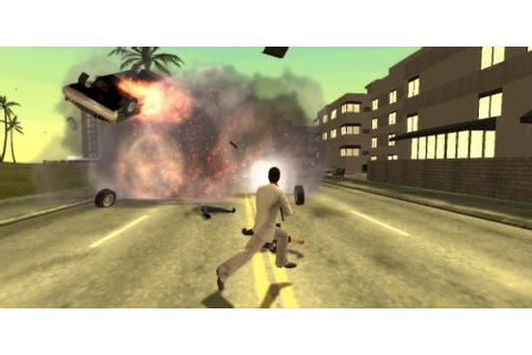 Scarface Money Power Respect - Sony PSP