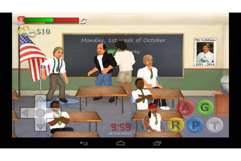 School Days - Android Gameplay HD - YouTube