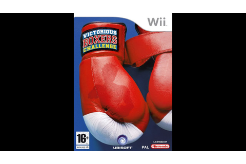 Victorious Boxers Revolution/Challenge (Wii) Review - YouTube