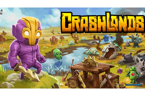 Crashlands (iOS/Android) Gameplay HD - YouTube