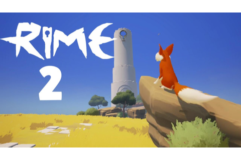 Magic Echo Towers - Rime Game Xbox One Gameplay - Part 2 ...