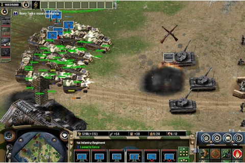 Axis and Allies Game For PC