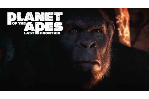 Planet of the Apes: Last Frontier | Trailer (Actual Game ...