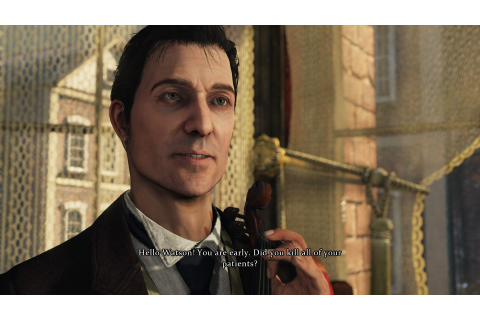 Sherlock Holmes: Crimes and Punishments review: The ...
